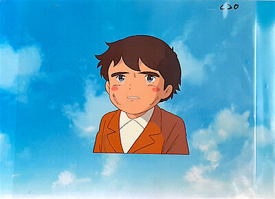 Anime cel Marco 3000 Leagues in Search of Mother movie Miyazaki Nippon Animation