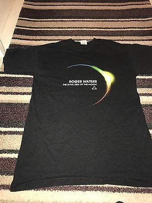 Pink Floyd Roger Waters Tour Concert Shirt 2007 Dark Side Of The Moon
