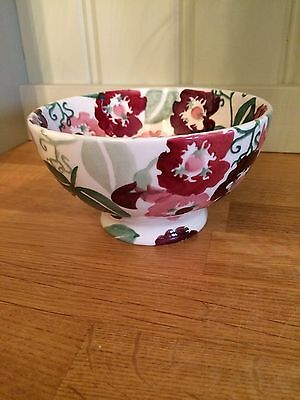 Emma Bridgewater zinnias french bowl never used