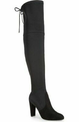 Charles By Charles David Women's Sycamore Suede/Lycra Black Boot