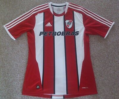 River plate football shirt Adidas Argentina size adults Medium carp