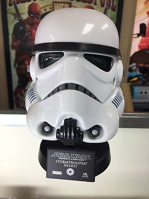 Master Replicas Star Wars Scaled Mini Helmet Stormtrooper