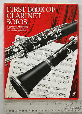 1983 First Book of Clarinet Solos