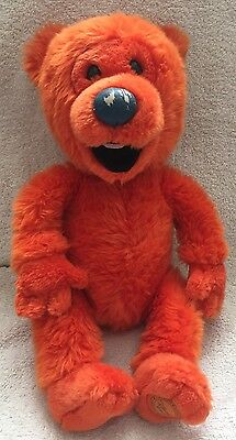"""Disney Store Exclusive 17"""" OJO From Bear In The Big Blue House Plush Soft Toy"""