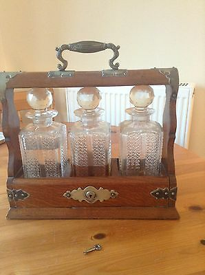 3 Decanter Tantalus