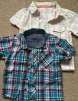 Baby Boy's Shirt Bundle 18-24m