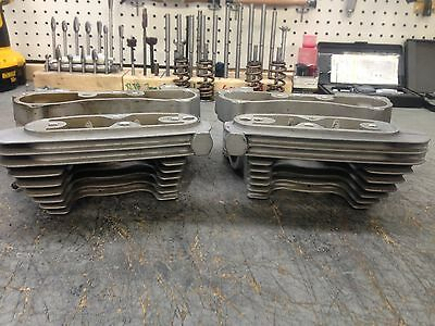XB Buell Cylinder Heads Bare Cores (Sportster, Screamin Eagle)