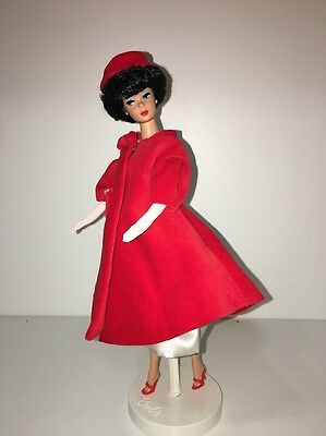 Silken Flame Barbie Doll 1998 Mattel 1962 Fashion and Doll Reproduction