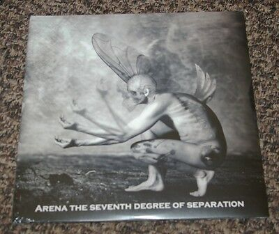 "Arena - The Seventh Degree Of Separation - 12"" Vinyl 2 Lp - New And Sealed"
