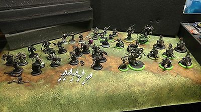 warmachine cryx army lot