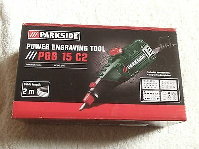 Power Engraving Tool By Parkside