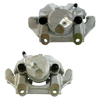 New Front Left and Right Brake Caliper Set fits Volkswagen Jetta Golf Beetle