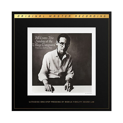 Bill Evans | Sunday At The Village Vanguard | Mofi 45Rpm Box Set | Ultradisc