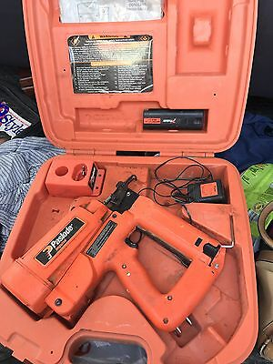 Paslode Impulse Model IM250 Solid State Type II Finish Nailer