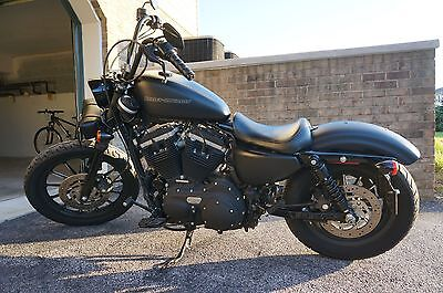 2010 Harley-Davidson Sportster  harley-davidson sportster 883 2010 with upgrades