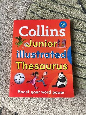 Collins Junior Thesaurus