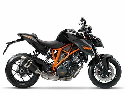 KTM 1290 Super Duke R  2016 Motorcycles New 1301 1 6-speed