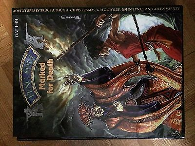 Marked for Death - FENG SHUI Action Movie RPG Adventures Daedalus DAE 1401