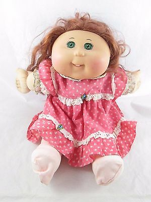 2012 Cabbage Patch Kid w/ Vintage 1985 Clothing, Xavier Roberts Signature