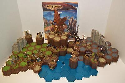 2004 HEROSCAPE Rise of the Valkyrie MASTER starter SET near complete hasbro MB