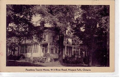 The Pasadena Tourist Home, Niagara Falls, Ontario !