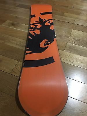 Never Summer Evo 4.0 Snowboard 2015 154 - Great Condition Barely Used!!!