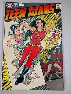 Teen Titans #23 (Sep-Oct 1969, DC)