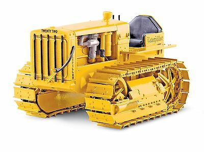 Caterpillar 1:16 scale Cat Twenty-Two Track-Type Tractor - Norscot 55154