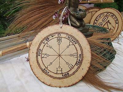 Mars Talisman for Healing LARGE Handmade - Witches Hotline