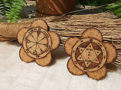 Mars Talisman for Healing Handmade - Witches Hotline