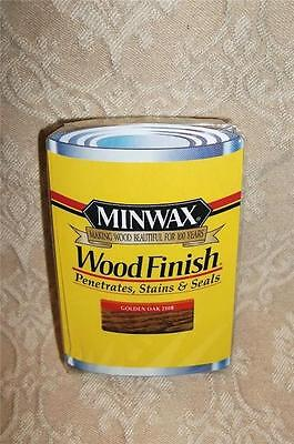 VINTAGE MINWAX WOOD FINISH STAIN GEMACO PLAYING CARDS SEALED DECK w ORIGINAL BOX