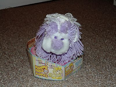 1986 Kenner Disney Fluppy Dogs Puppies Tickle Pup Brand New in Box