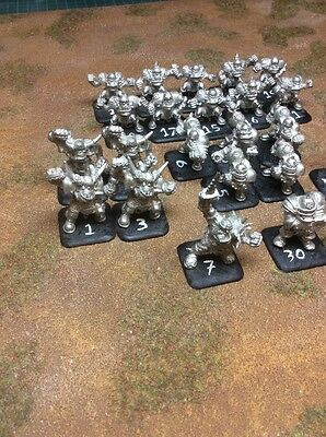 Games Workshop Bloodbowl Full Orc Team & Star Players - 651