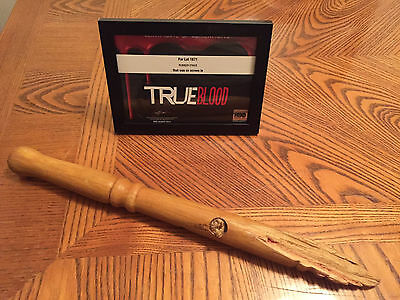 True Blood (HBO) Screen Used Prop - Rubber Vampire Stake (w/ COA)