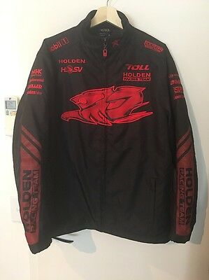 Holden Racing Team HRT HSV V8 Supercars Size S Jacket - Official Merchandise