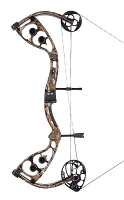 Martin Eclypse Fury XT Compound Bow 70# RH Camo Kit