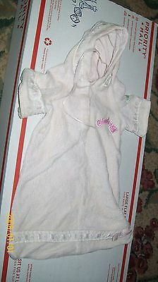 CABBAGE PATCH KIDS DOLL CLOTHES, BUNTING baby PINK 000