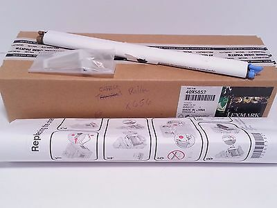 LEXMARK T65x DUAL PCR CHARGE ROLLER 40x5852 OEM Genuine