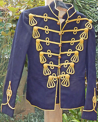 19th Century HUSSARS Uniform Jacket & Trousers USED By New Zealand VOLUNTEERS