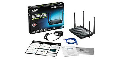 ASUS Network RT-AC1200G/CA AC1200 Dualband Wireless Router - 141141