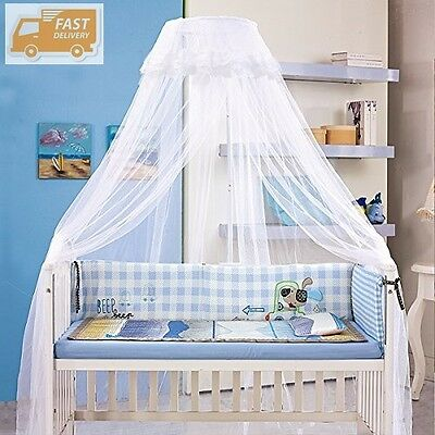H Baby Bed Mosquito Net Netting Bed Canopy Crib Canopy Playpen Baby Mosquito Net