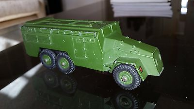 Dinky Toys Armoured Command Vehicle 677