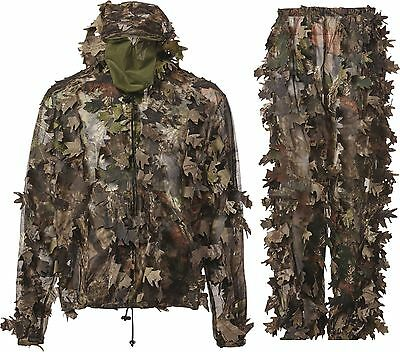 Shelter Pro 3D Leafy Bug Master 2 Piece Suit - Medium