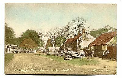 Ludgershall Castle Street The Forge