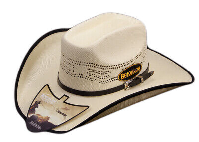 New Bronco '8 Second' Bound-124 Cowboy Cowgirl Hat Brigalow