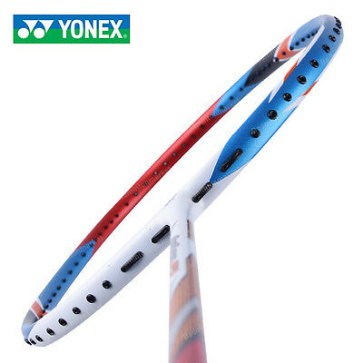 [YONEX] ARCSABER FB 5U Blue Red White Badminton Racquet with Full Cover