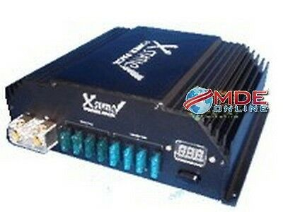 Xstatic Power Pack  600 Amp Battery w/ 35f Cap ! Ships Free to anywhere USA !