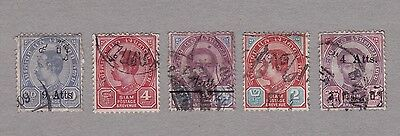 Thailand  stamps 1885 -1904