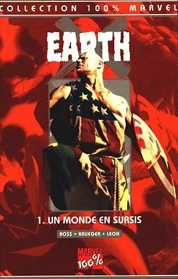 Earth X Tome 1 à Tome 4