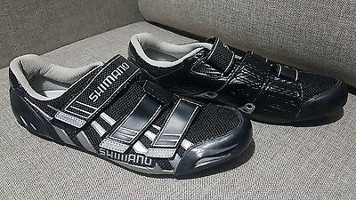 Shimano R151 Road Bike Shoes Size 48/13US New Carbon, SPD-SL, Bicycle
